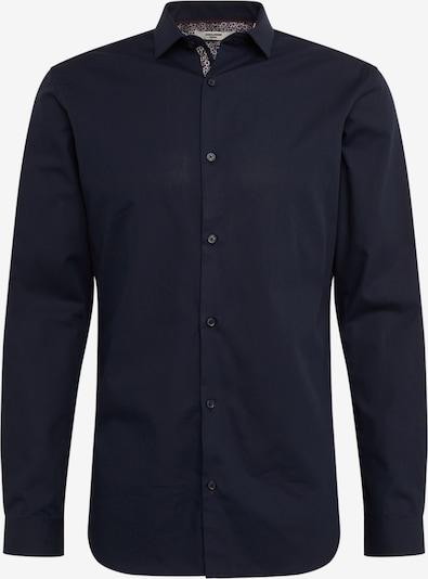 Dalykiniai marškiniai 'VICTOR' iš JACK & JONES , spalva - tamsiai mėlyna: Vaizdas iš priekio