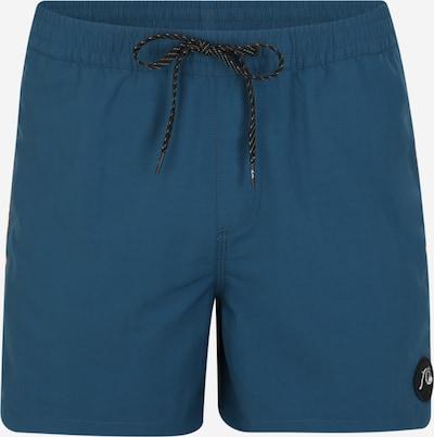 QUIKSILVER Shorts de bain 'BPLEASEVLY16' en bleu / orange, Vue avec produit