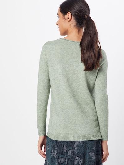 ONLY Sweter 'LESLY' w kolorze pastelowy zielonym: Widok od tyłu