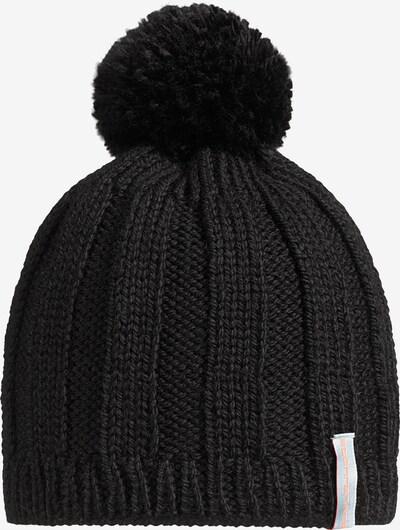 STÖHR Mütze 'LIRO' in schwarz, Produktansicht