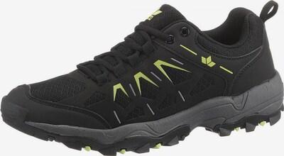LICO Sneaker 'Sierra' in neongelb / schwarz, Produktansicht