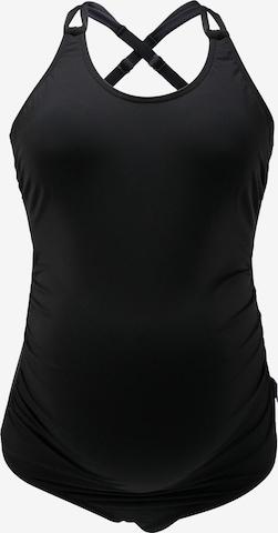 petit amour Swimsuit 'Anya' in Black