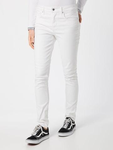 Jeans de la LEVI'S pe alb
