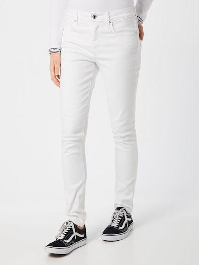 LEVI'S Traperice '721™ High Rise Skinny' u bijela, Prikaz modela