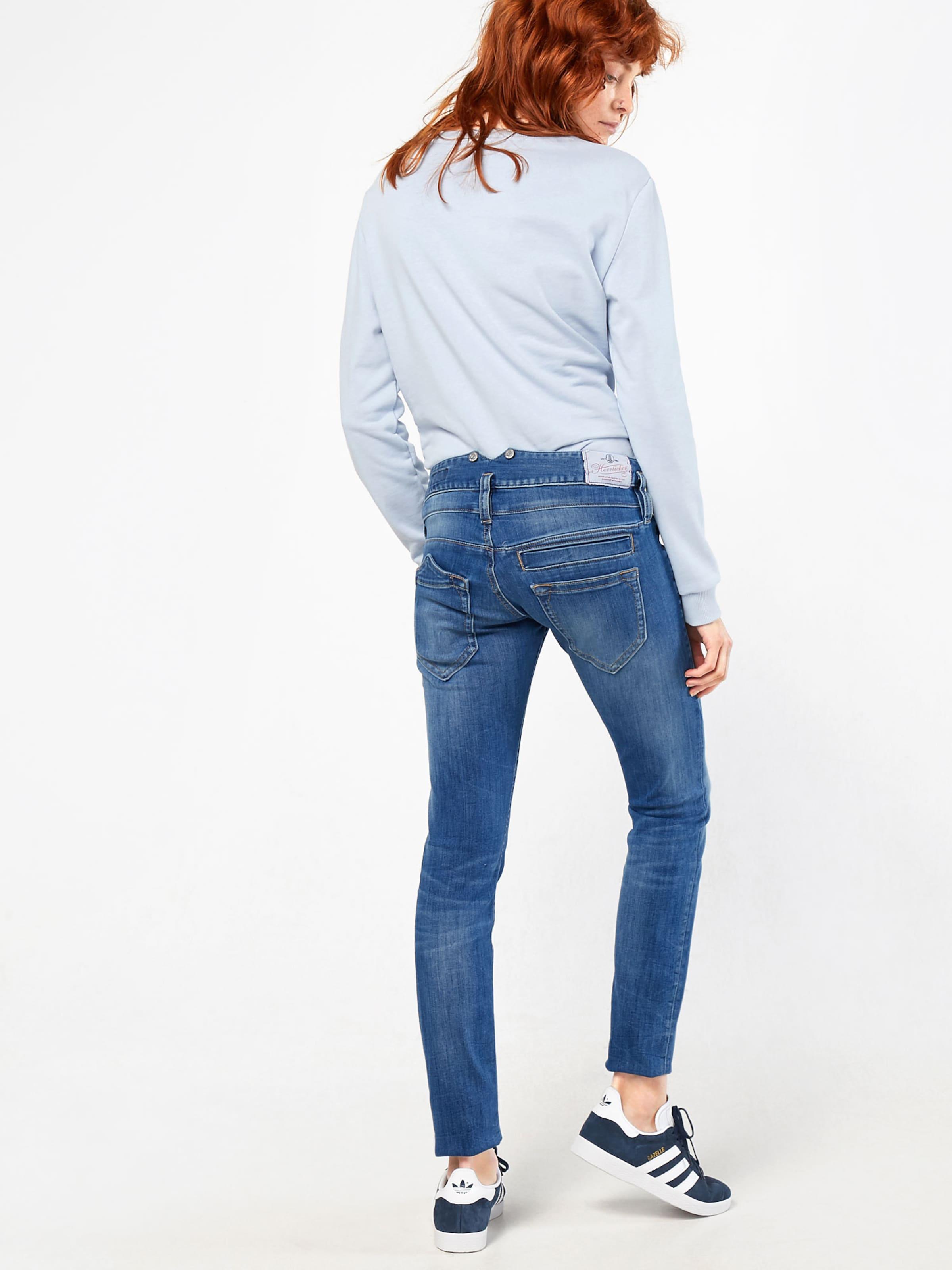 Herrlicher 'Pitch' Slim Fit Jeans Niedriger Preis Günstig Online 0V1wfZ