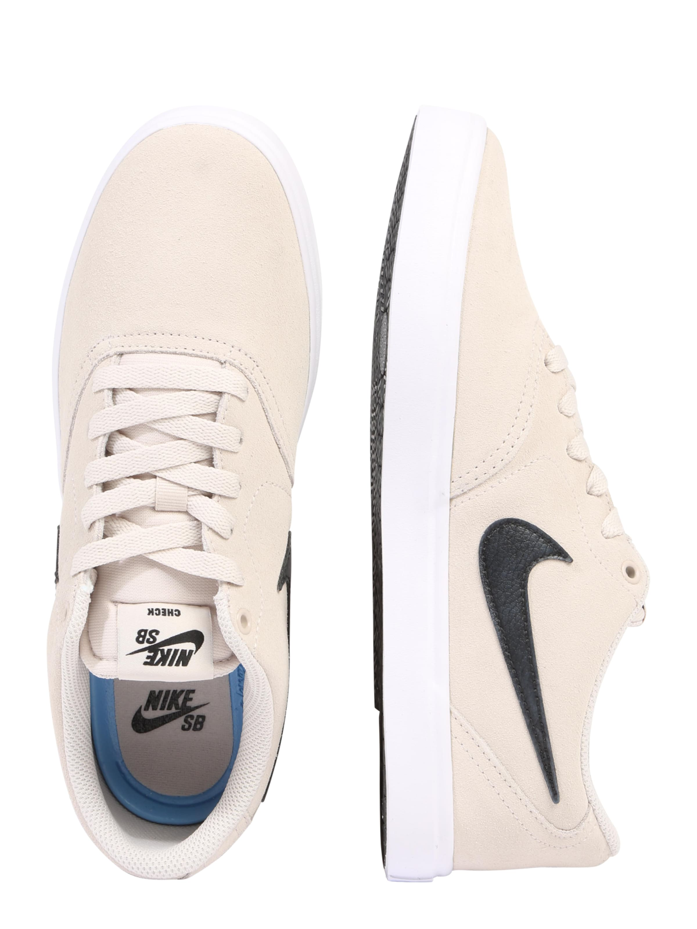 Solar' 'check Sneaker Weiß Sb Nike In SandSchwarz VpGMqUzS