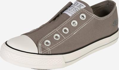 Dockers by Gerli Sneaker Low in grau / weiß, Produktansicht