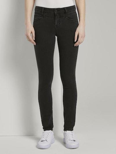 TOM TAILOR Jeans 'Alexa' in schwarz, Modelansicht