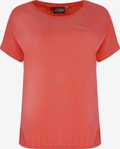 mazine T-Shirt 'Marble' in rosé, Produktansicht