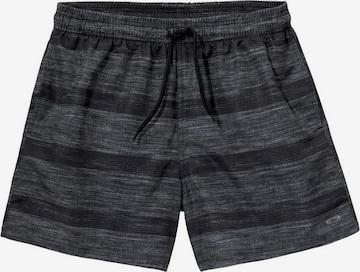 Pantaloncini da bagno di s.Oliver in grigio
