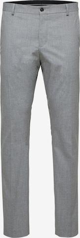 SELECTED HOMME Anzughose in Grau