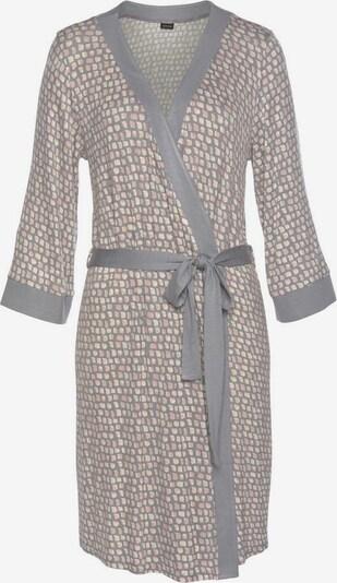 LASCANA Kimono | bež / siva barva, Prikaz izdelka