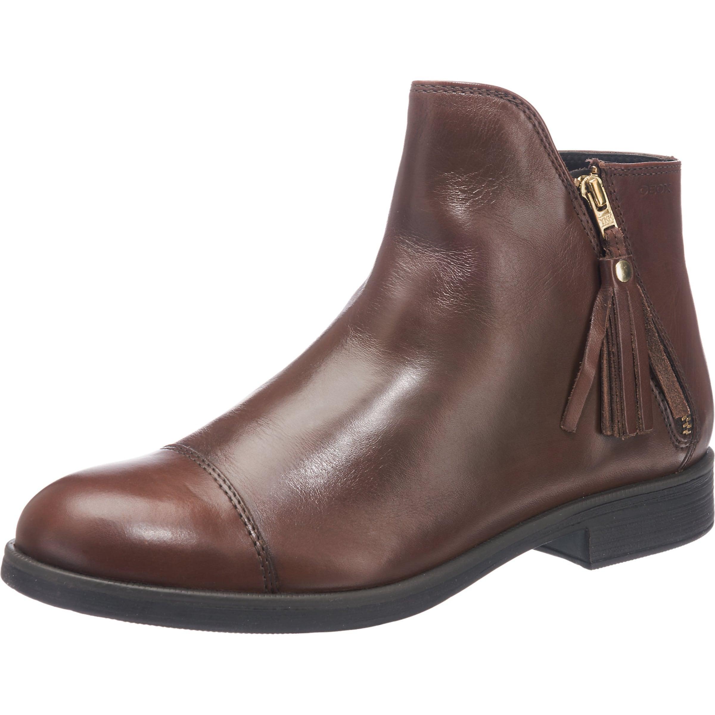 GEOX Agata Stiefeletten Verschleißfeste billige Schuhe
