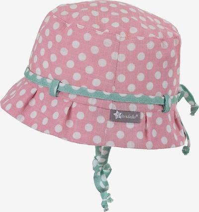 STERNTALER Hut in türkis / rosa / weiß, Produktansicht