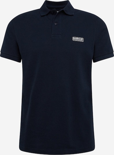 Barbour International Poloshirt 'B. Intl International Essentuial' in navy, Produktansicht