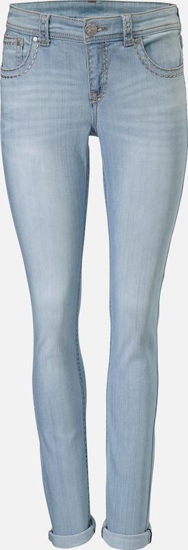 Heine In Blauw Jeans Blauw In DenimLichtblauw DenimLichtblauw Heine Jeans 3qcS4jLR5A