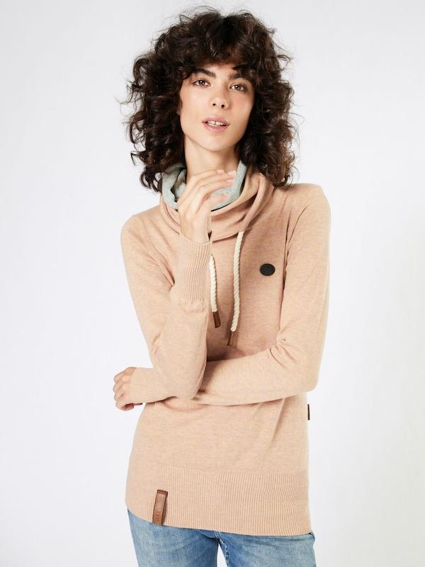 Naketano Fine Trick Sweater With Shawl Collar