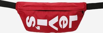 LEVI'S Gürteltasche 'Banana Sling' in rot / weiß, Produktansicht