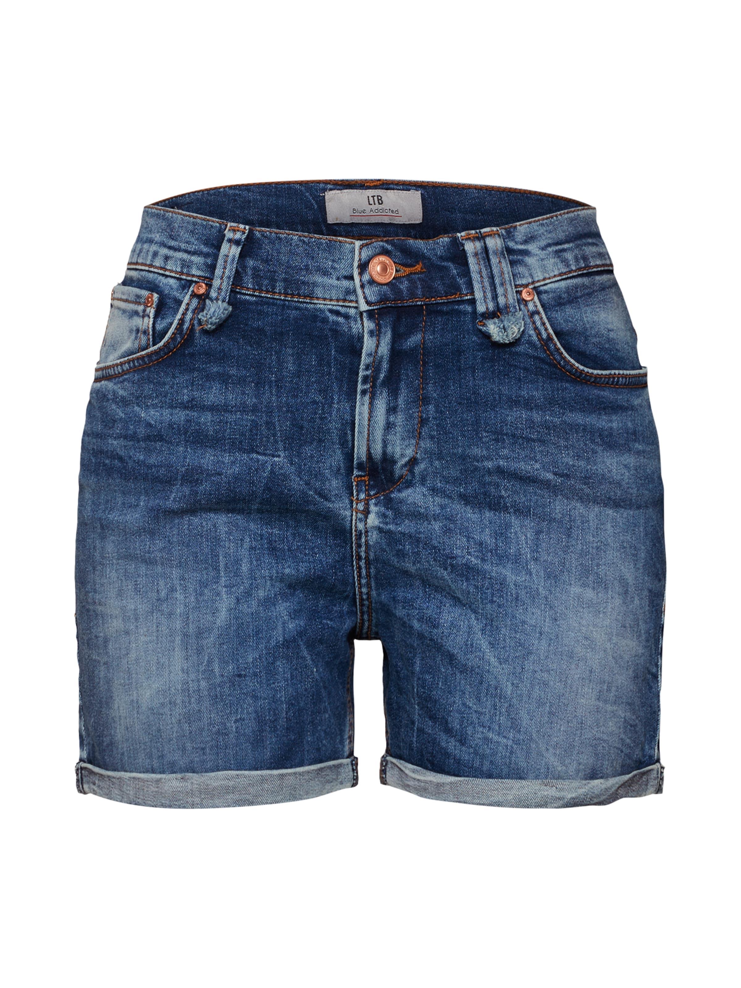 Ltb Jeans Denim In 'milenabermuda' Blauw m0vNnw8