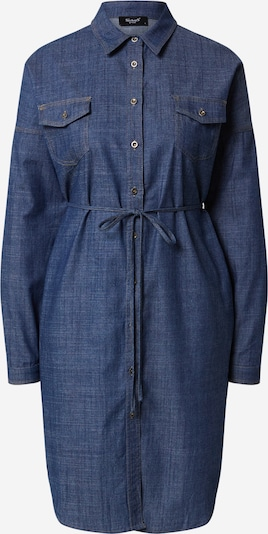 SISTERS POINT Dolga srajca 'VICHI' | moder denim barva, Prikaz izdelka