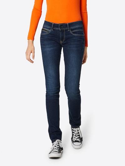 Pepe Jeans Jeans 'New Brooke' in blue denim, Modelansicht