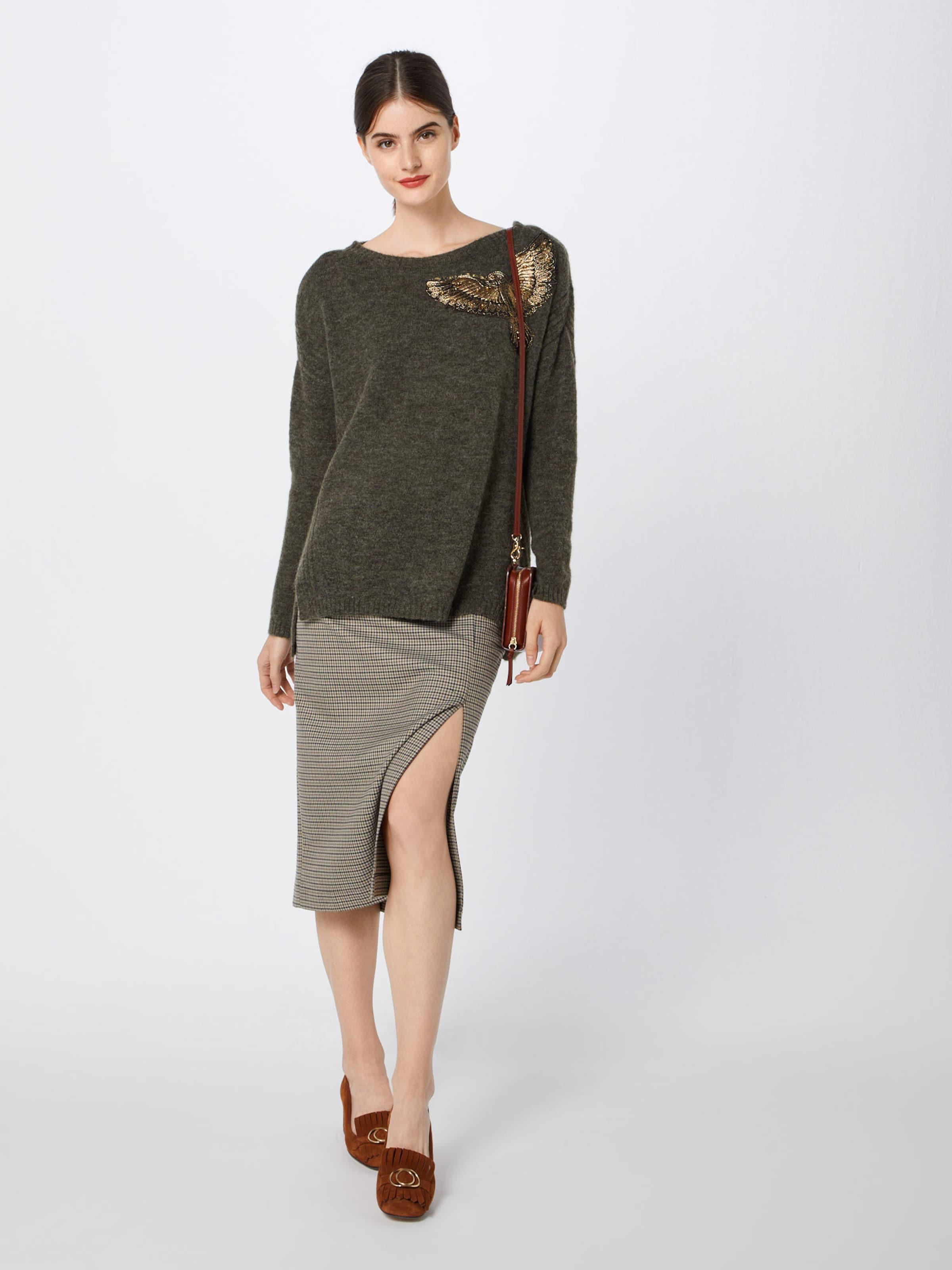Pullover Pullover In 'titika' 'titika' Khaki Culture Pullover Culture In Culture 'titika' Khaki EDH9YW2I