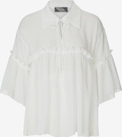 Nicowa Bluse 'JULE' in weiß, Produktansicht