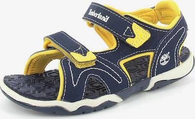 TIMBERLAND Sandale 'Adventure Seeker 2' in nachtblau / gelb, Produktansicht