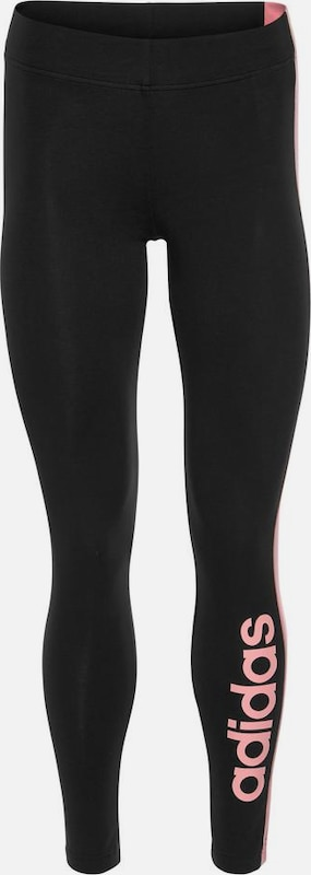 ADIDAS PERFORMANCE Leggings in pink / schwarz, Produktansicht
