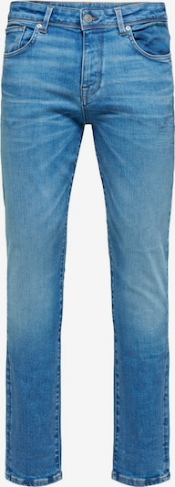 SELECTED HOMME 6211 Slim Fit Jeans in blau, Produktansicht