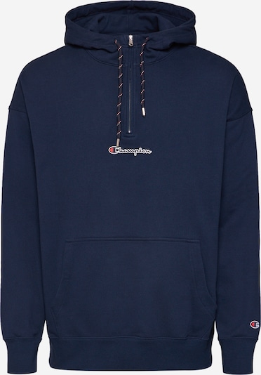 Champion Authentic Athletic Apparel Hoodie in navy, Produktansicht