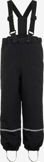 NAME IT Pantalon fonctionnel en noir, Vue avec produit