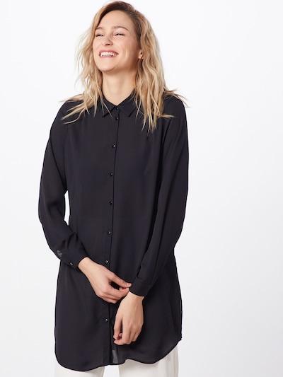 VILA Bluza | črna barva, Prikaz modela