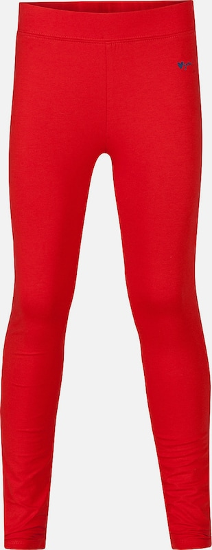 WE Fashion Leggings 'CARMEN' in rot, Produktansicht