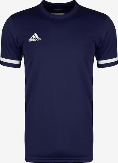 ADIDAS PERFORMANCE Fußballtrikot in enzian / weiß, Produktansicht
