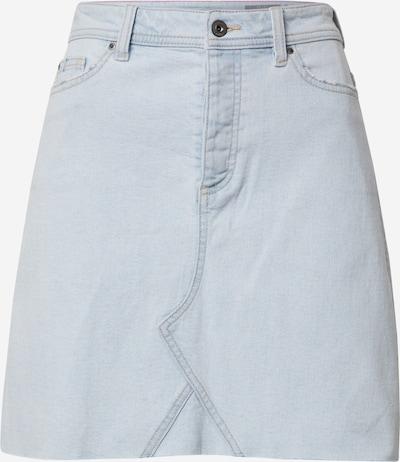 EDC BY ESPRIT Rock 'HR Aline Skirt' in blau / blue denim, Produktansicht