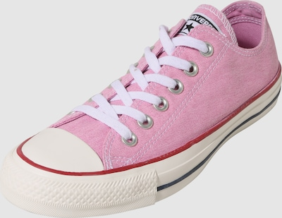CONVERSE Sneakers laag 'CHUCK TAYLOR ALL STAR - OX' in Orchidee / Wit