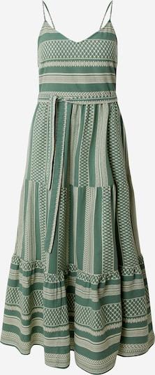 VERO MODA Poletna obleka 'VMDICTHE' | bež / temno zelena barva, Prikaz izdelka