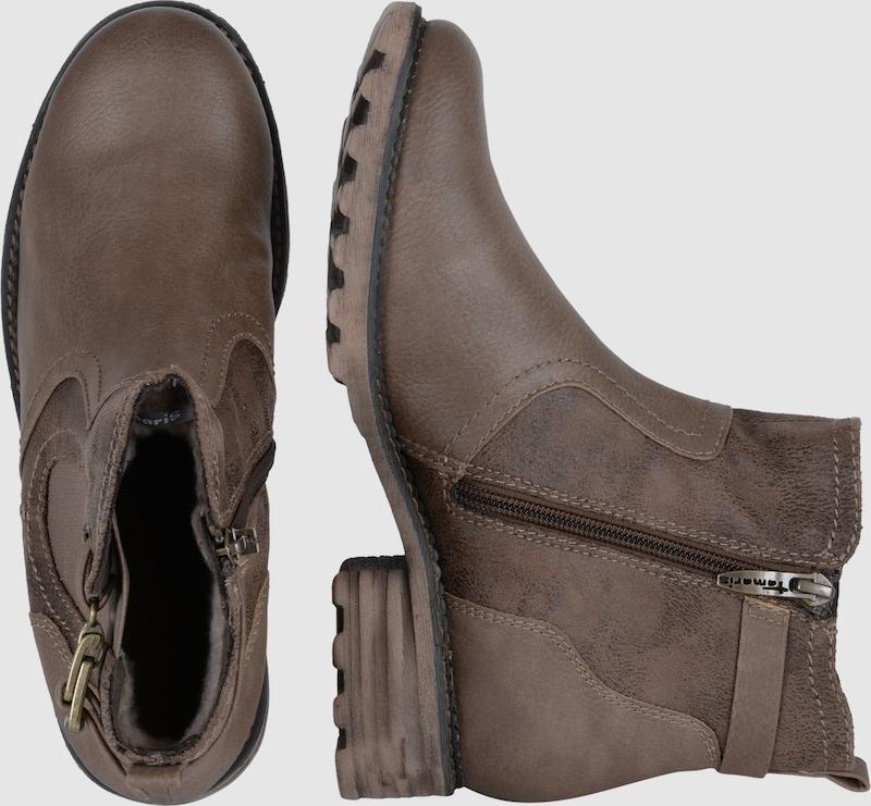 TAMARIS Chelsea-Boot mit Schnalle Verschleißfeste billige Schuhe
