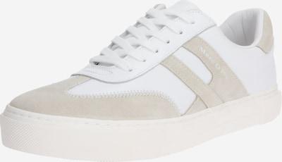 Marc O'Polo Sneaker 'Fabian 4' in beige / offwhite, Produktansicht