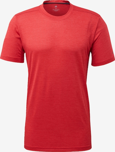 ADIDAS PERFORMANCE Shirt in hellrot, Produktansicht