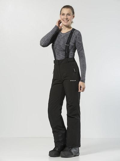 Whistler Skihose 'Portland' in schwarz, Produktansicht