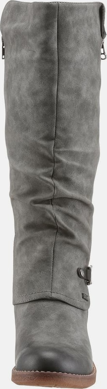 Rieker Boot From Synthetic Leather