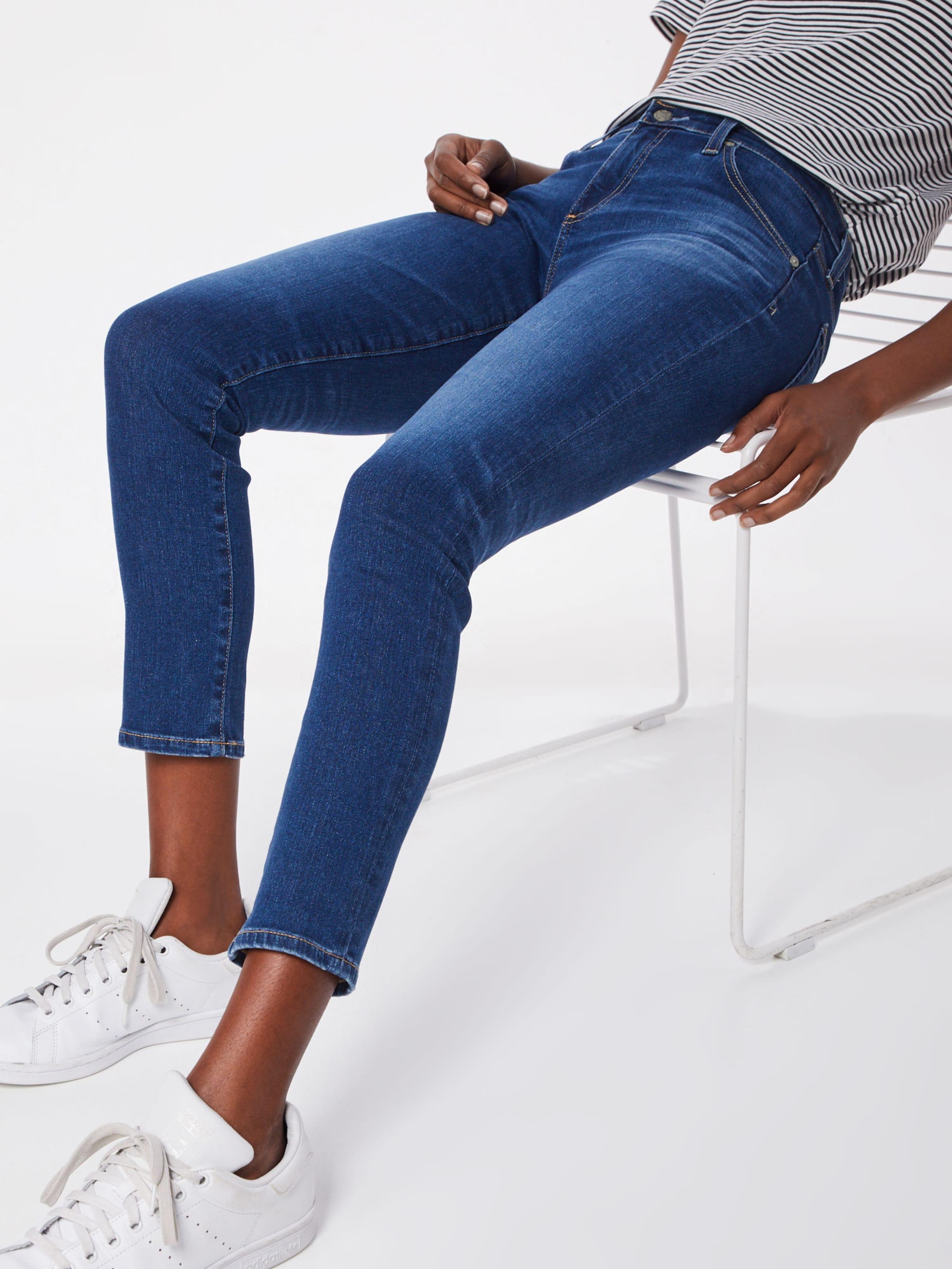 'prima Ankle' En Denim Jeans Bleu Jean Ag kuiXZOP