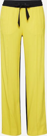 LAUREL Hose in gelb / schwarz, Produktansicht
