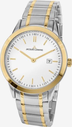 Jacques Lemans Uhr  'Sydney' in gold / silber, Produktansicht