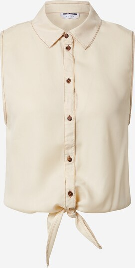 Noisy may Blouse 'NMGARY' in de kleur Beige, Productweergave