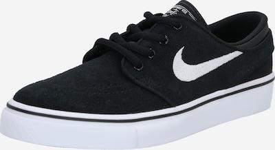 Nike Sportswear Schuhe 'JANOSKI' in schwarz / weiß, Produktansicht