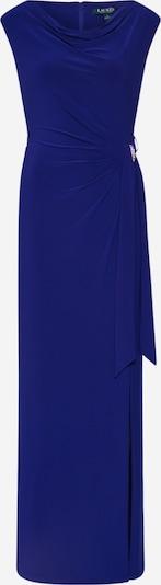 Lauren Ralph Lauren Večerné šaty 'SHAYLA-CAP SLEEVE-EVENING DRESS' - modré, Produkt