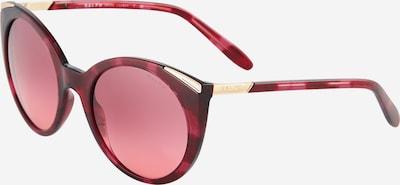 POLO RALPH LAUREN Sonnenbrille in braun / bordeaux, Produktansicht